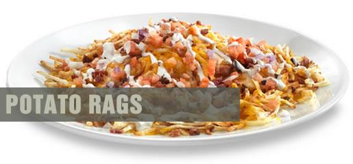 Shooters Potato Rags