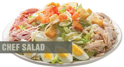 Shooters - Soup & Salad