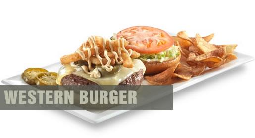 Shooters Western Burger